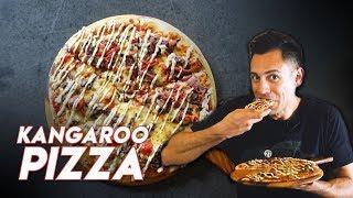 Australia's Kangaroo Pizza | News Bites