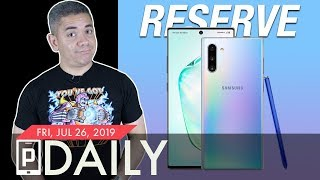 You can RESERVE a Galaxy Note 10 TODAY!