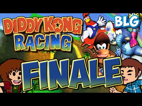 Let's Play Diddy Kong Racing - FINALE - The Fanfiction