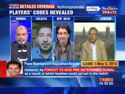 The Newshour Debate: Will BCCI take action against the 3 players? (The Full Debate)
