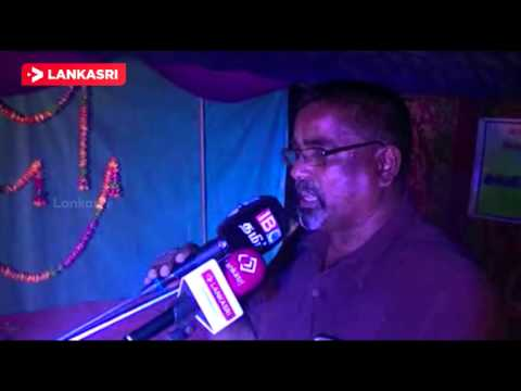 The Decision of The Tamil People in The Northeast! G. Krishnapillai