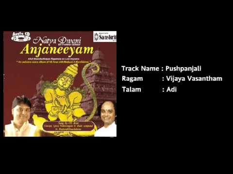 Natyadwani - Anjaneeyam - Bharatanatyam Songs On Lord Anjaneeya video