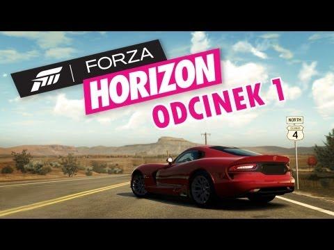 #1 Zagrajmy w Forza Horizon Zaczynamy podróż po Kolorado XBOX 360 PL