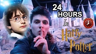 24 HOUR OVERNIGHT in Harry Potter World Fort!