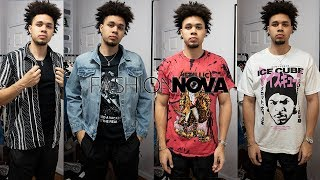 FASHION NOVA MEN'S CLOTHING TRY-ON HAUL | SPRING ESSENTIALS