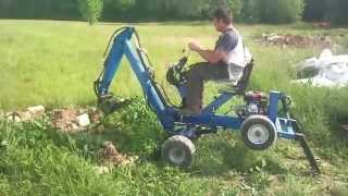 [Mini equipment for adults] Video
