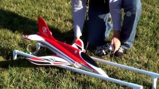 REVIEW:  Freewing Stinger 64 Sport Jet with Jetapult (Part 3/4) TEST FLIGHT