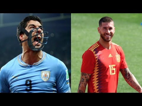10 Of The Most Hated Soccer Football Players at the 2018 World Cup