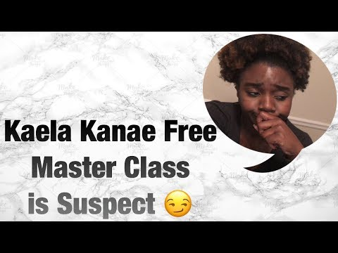 Keala Kanae Master Class Review   There's A Catch