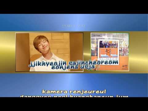 Kim NamJoo 김남주 (Apink(에이핑크)) Yook SungJae(육성재) Photograph Karaoke instrumental