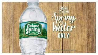 From Maine, For the Northeast | Poland Spring Brand 100% Natural Spring Water