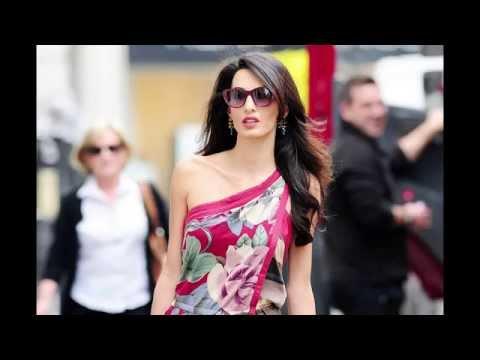 George Clooney ve Amal Alamuddin'in düğünü - 6N2K1V