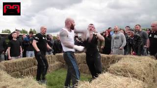 FIELD RAGE !!!  BARE KNUCKLE BOXING FULL FIGHTS ! / www.peepmagazine.co.uk