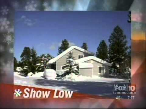 Phoenix Fox 10 News Interview Show Low, AZ by John D. Duvall