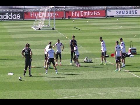 Ancelotti apoya la profesionalidad de sus jugadores
