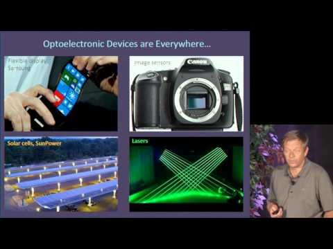 Tech Talk: Solar & Radiation Energy Conversion | GCEP Symposium - October 13, 2015