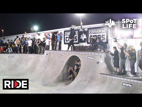 Tampa Am 2016: Converse Concrete Jam – Jake Wooten, Daniel Vargas, Eric Winkowski – SPoT Life