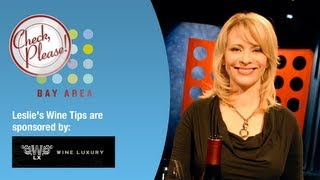 Check, Please! Bay Area Wine Tips: About Sonoma County Wines
