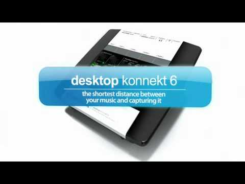Desktop Konnekt 6 features