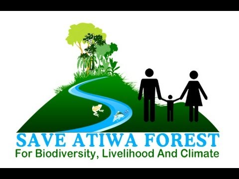 SAVE THE FROGS! Ghana to REPRESENT CONAMA at ATEWA