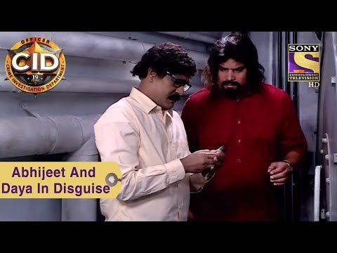 Your Favorite Character | Abhijeet And Daya In Disguise | CID thumbnail