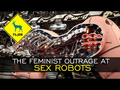 TL;DR - The Feminist Outrage at Sexbots