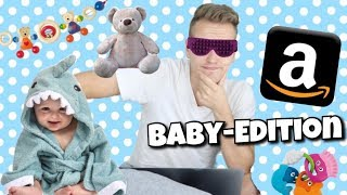 Blind auf Amazon bestellen - BABY EDITION 👶🏼 | Julienco