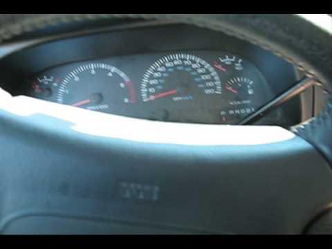 1999 Dodge Ram 1500 5.9L idles rough.