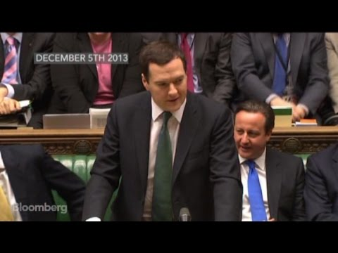 Betting on All Sides of George Osborne's Statement