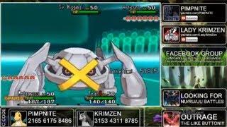 Pokemon X and Y WiFi Battle Live Stream #11 - Come Battle/Trade Me