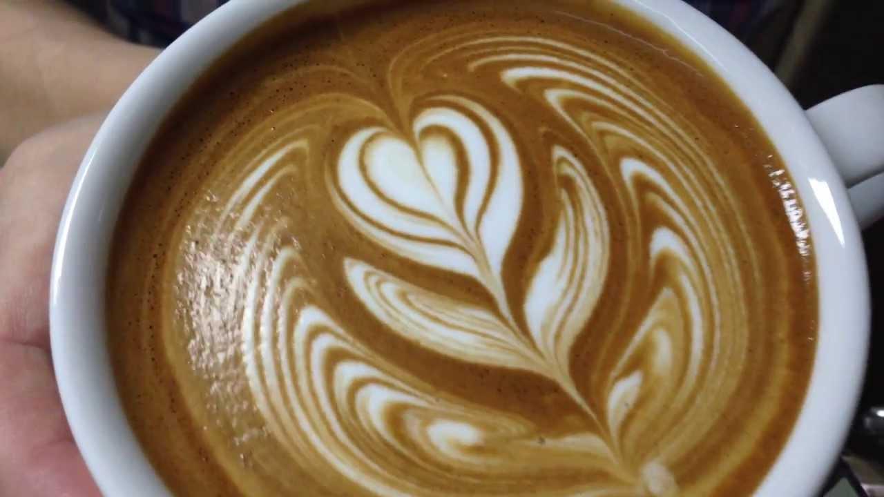 Latte Art Tulip IKECCI'S Latte Art &qu...