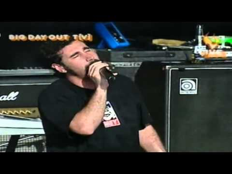 System Of A Down - Toxicity + Goodbye Blue Sky [live At Big Day Out 2002] video