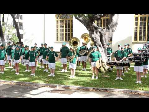 Pattonville HS Marching Band King Kamehameha 2012.wmv