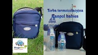 Torba termoizolacyjna Canpol babies TESTUJEMY / Blogosfera