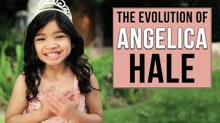 The Evolution Of Angelica Hale 2012 2017 Before America 39 S Got Talent