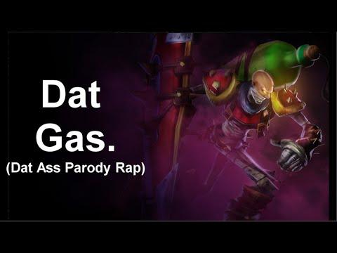 Dat Gas (Dat Ass Parody. Earl Sweatshirt)