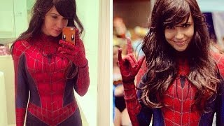 My Spiderman (Woman?) COSPLAY VLOG | Alanah Pearce Cosplay