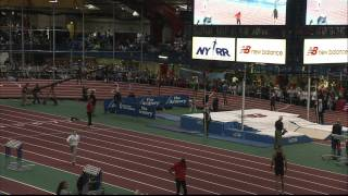 105th Millrose Games - Merritt wins Men