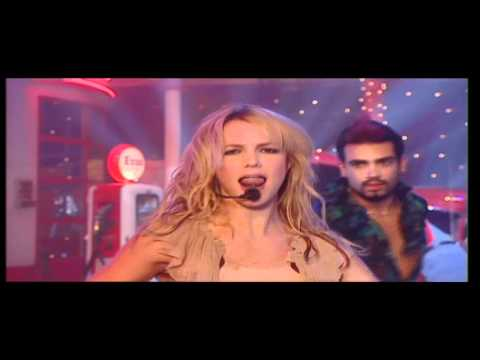 Britney Spears- Overprotected - Live In Eurodisney Hd video