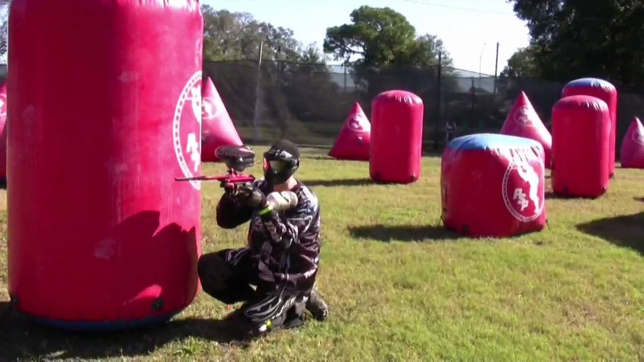 Paintball Bunker Paintball Bunkering Tips