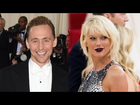 Taylor Swift Dances With Tom Hiddleston at Met Gala