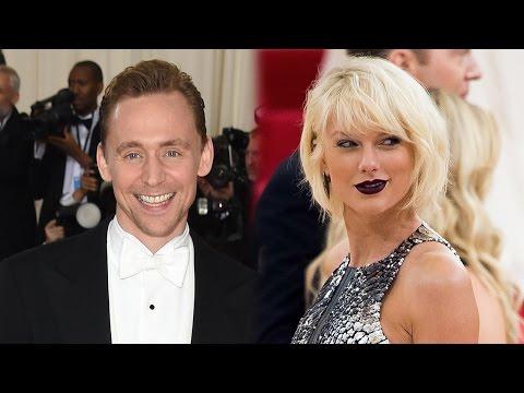 Taylor Swift Dances With Tom Hiddleston at Met Gala