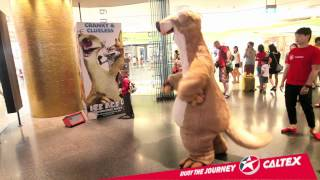 The Sid Shuffle at GV VivoCity - Ice Age: Continental Drift