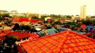 2 bedroom sea view apartment at Karon