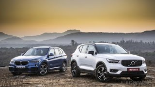 BMW X1 VS Volvo XC40 (2018)