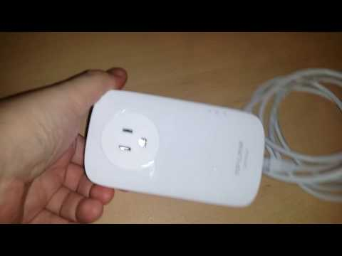 Когда нужна связь но нет кабеля, PowerLine AV1200