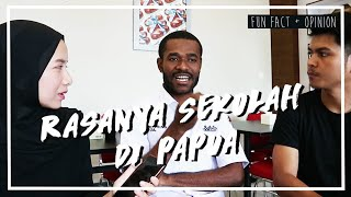 REALITA PENDIDIKAN DI PAPUA FT. THERRY - Ngobrolin Kuliah #11