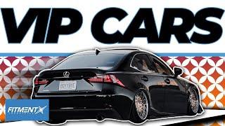 What Makes A VIP Car