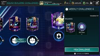 FIFA MOBILE NEW SBC PLAYERS - 91 ST MESSI AND 86 CB KEVIN VOGT / 82 CB MARQUEZ !!