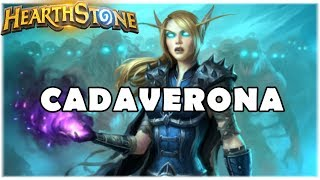HEARTHSTONE - CADAVERONA! (STANDARD EVEN PALADIN)